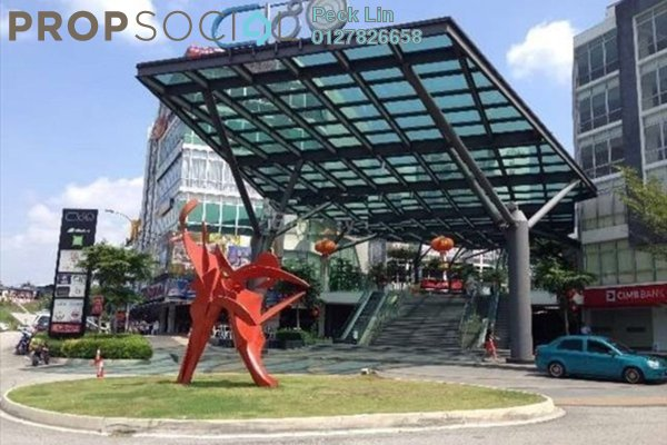 Office For Rent in C180, Cheras South Freehold Unfurnished 0R/2B 1.5k