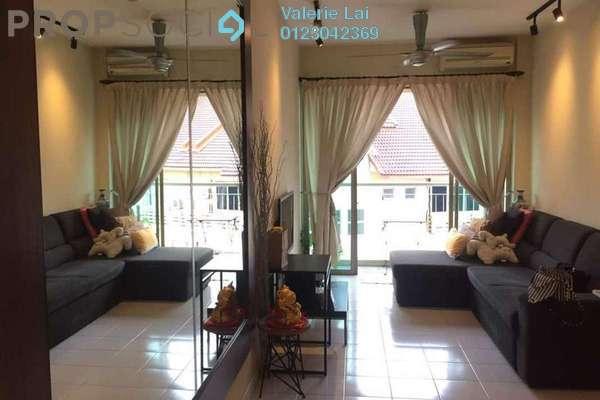 Condominium For Sale in Ritze Perdana 1, Damansara Perdana Freehold Fully Furnished 1R/1B 400k