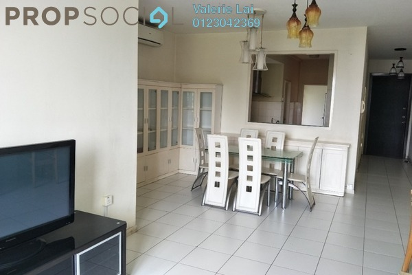 Condominium For Sale in The Tamarind, Sentul Freehold Fully Furnished 4R/2B 650k
