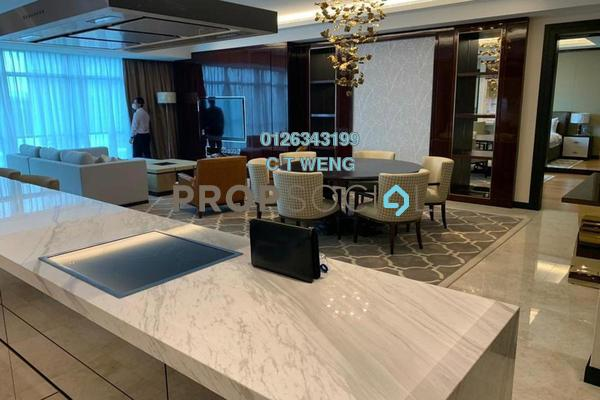 Condominium For Sale in The Ritz-Carlton Residences, KLCC Freehold Unfurnished 2R/3B 4.8m