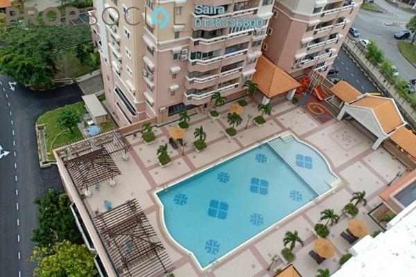 Condominium For Sale in Villa Flora, TTDI Freehold Unfurnished 3R/2B 900k