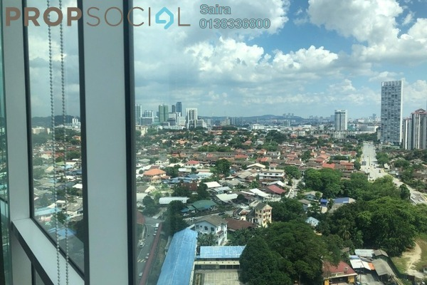 Office For Rent in Oval Tower, TTDI Freehold Unfurnished 0R/1B 7k