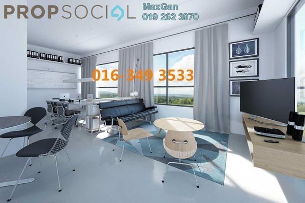 Condominium For Sale in Tamarind Suites, Cyberjaya Freehold Semi Furnished 1R/1B 248k