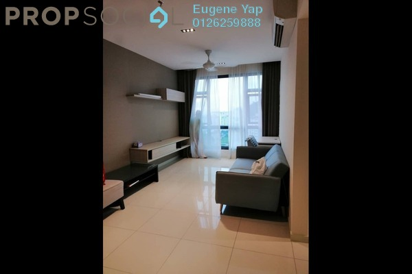Condominium For Rent in Amanja, Kepong Freehold Semi Furnished 3R/2B 2.3k