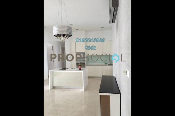 Condominium For Rent in Seni, Mont Kiara Freehold Semi Furnished 3R/4B 9k