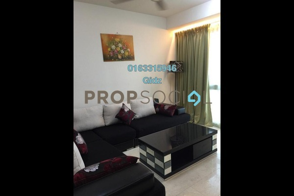Serviced Residence For Rent in myHabitat, KLCC Freehold Fully Furnished 1R/1B 3k