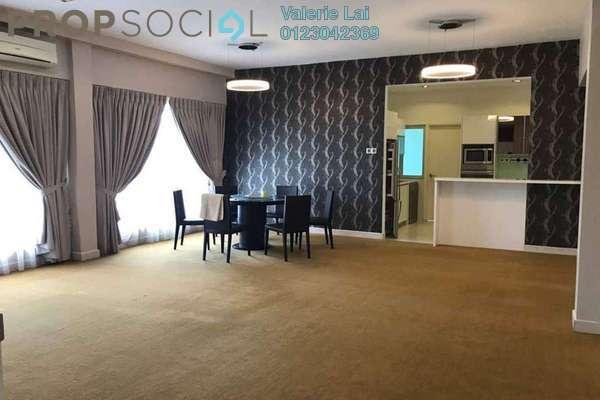 Condominium For Sale in Casa Indah 2, Tropicana Freehold Semi Furnished 4R/3B 898k