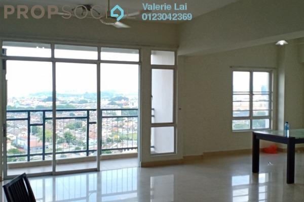 Condominium For Sale in The Boulevard, Subang Jaya Freehold Semi Furnished 3R/2B 739k