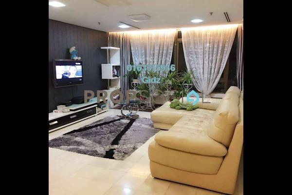Serviced Residence For Rent in i-Zen Kiara II, Mont Kiara Freehold Fully Furnished 3R/3B 4.3k