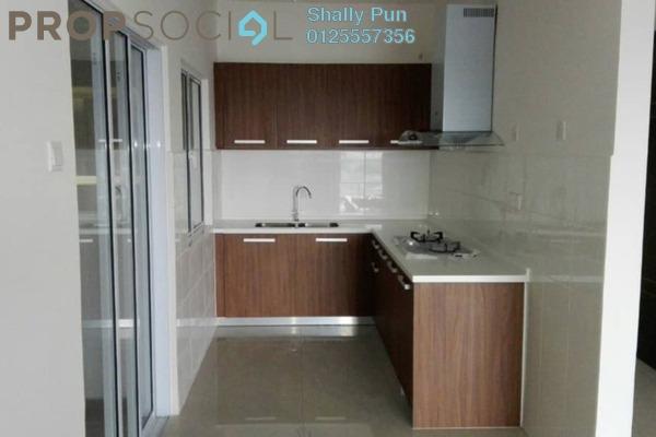 For Rent Condominium at Sri Kesidang, Bandar Puchong Jaya Freehold Semi Furnished 3R/2B 1.1k