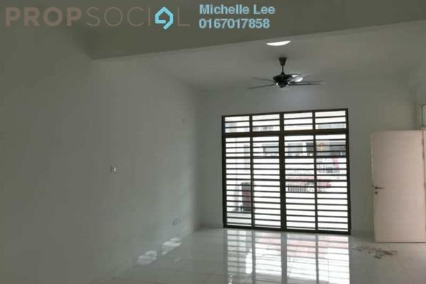 Terrace For Rent in Perjiranan 12, Bandar Dato' Onn Freehold unfurnished 4R/4B 1.4k
