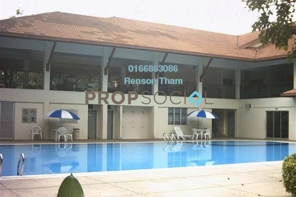 Condominium For Sale in Vista Tasik, Bandar Sri Permaisuri Freehold Semi Furnished 3R/2B 550k