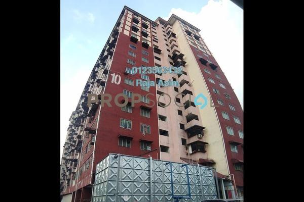 Apartment For Rent in Desa Mentari, Bandar Sunway Freehold Unfurnished 3R/2B 800translationmissing:en.pricing.unit