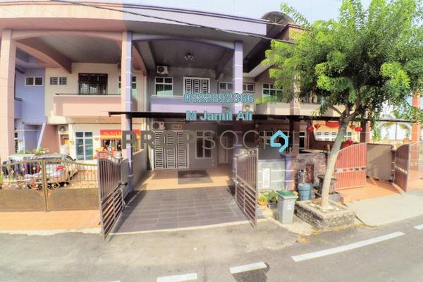 Terrace For Sale in Taman Sri Gading, Muar Freehold Semi Furnished 4R/3B 475k