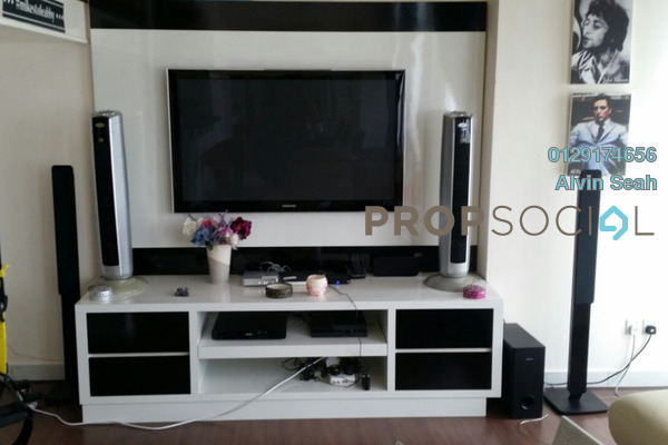 Condominium For Sale in Casa Suites, Petaling Jaya Freehold Fully Furnished 2R/2B 770k