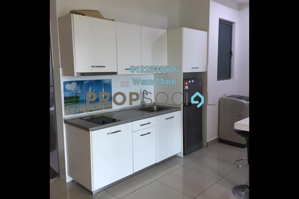 Condominium For Rent in CyberSquare, Cyberjaya Freehold Fully Furnished 0R/1B 1.1k