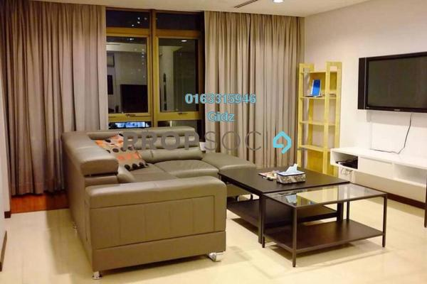 Apartment For Sale in i-Zen Kiara II, Mont Kiara Freehold Fully Furnished 2R/2B 780k