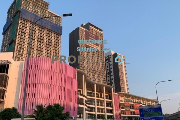 Shop For Rent in Emporis, Kota Damansara Freehold Unfurnished 0R/0B 9k