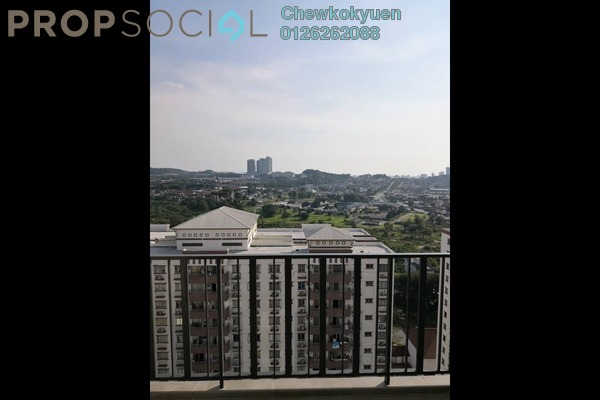 Condominium For Rent in The Andes, Bukit Jalil Freehold Semi Furnished 4R/3B 1.8k