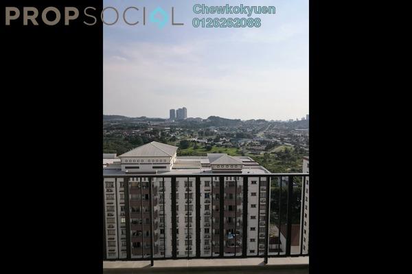 共管公寓 单位出租于 The Andes, Bukit Jalil Freehold Semi Furnished 4R/3B 1.8千