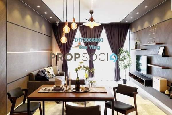 Serviced Residence For Rent in Anggun Residences, Dang Wangi Freehold Fully Furnished 2R/2B 6k