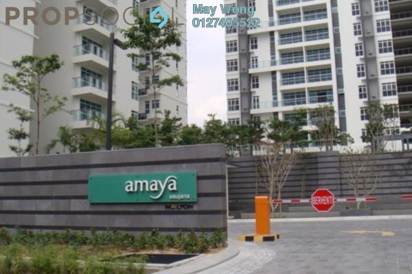 Condominium For Rent in Amaya Saujana, Saujana Freehold Fully Furnished 3R/4B 3.5k
