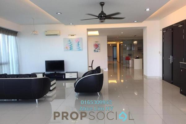 For Rent Condominium at Gurney Paragon, Gurney Drive Freehold Fully Furnished 4R/4B 8k