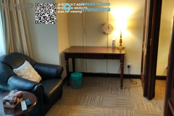 For Rent Condominium at Berjaya Times Square, Bukit Bintang Freehold Fully Furnished 1R/1B 2.7k