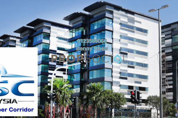Office For Rent in Star Central, Cyberjaya Freehold Semi Furnished 0R/0B 10.6k