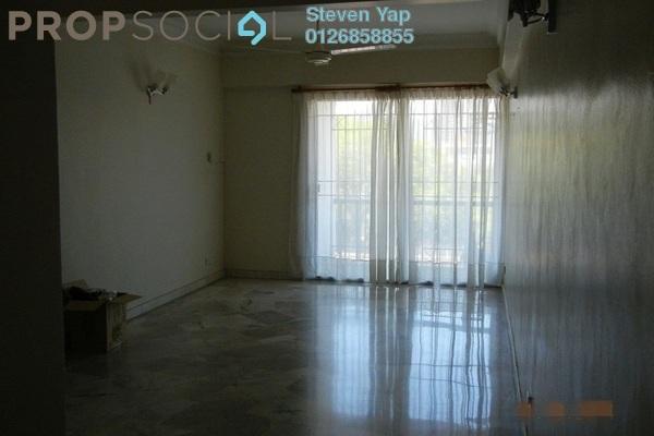 Condominium For Rent in Sri Damansara Court, Bandar Sri Damansara Freehold Semi Furnished 3R/2B 1.2k