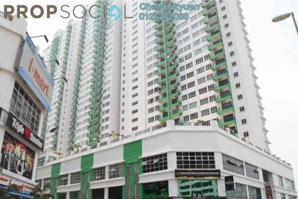 Serviced Residence For Sale in OUG Parklane, Old Klang Road Freehold Semi Furnished 3R/2B 400k