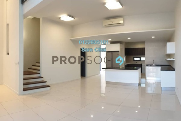 Semi-Detached For Rent in Casaman, Desa ParkCity Freehold Semi Furnished 4R/4B 9.5k