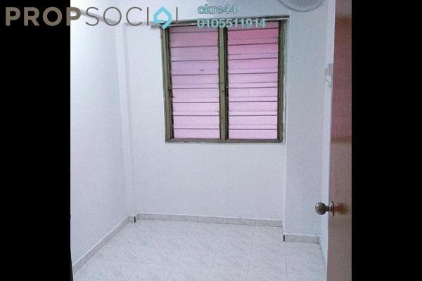 Duplex For Sale in Pandan Jaya, Pandan Indah Leasehold Unfurnished 2R/1B 220k