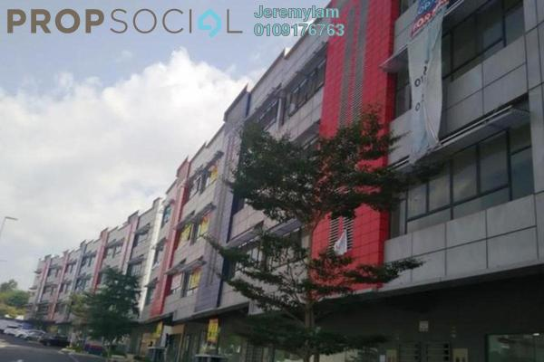 Shop For Sale in The Earth Bukit Jalil, Bukit Jalil Freehold Semi Furnished 0R/0B 2.98m