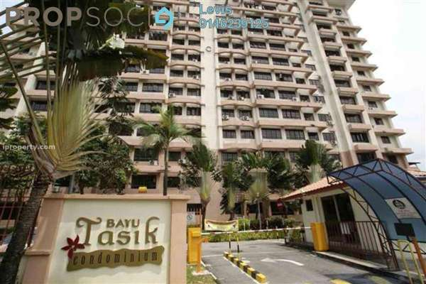 Condominium For Rent in Bayu Tasik 1, Bandar Sri Permaisuri Freehold Fully Furnished 3R/2B 1.5k