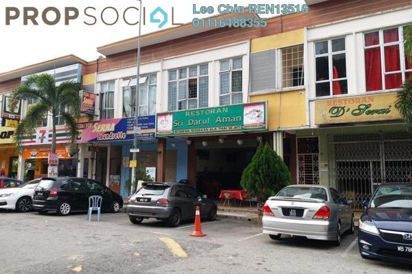 Shop For Rent in Taman Tun Perak, Cheras South Freehold Unfurnished 0R/1B 950translationmissing:en.pricing.unit