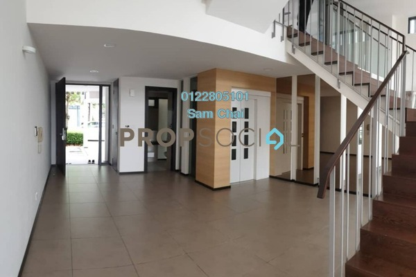Superlink For Rent in The Mansions, Desa ParkCity Freehold Semi Furnished 6R/7B 16k