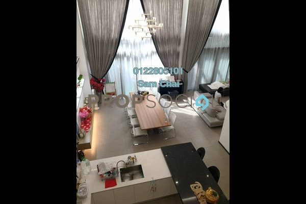Superlink For Sale in The Mansions, Desa ParkCity Freehold Fully Furnished 4R/4B 4.5m