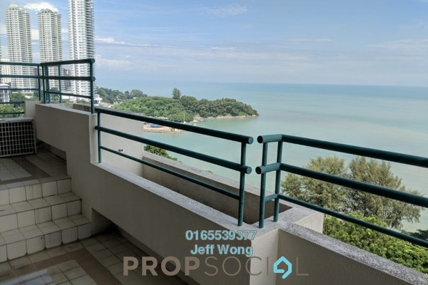 Condominium For Rent in Diamond Villa, Tanjung Bungah Freehold Fully Furnished 3R/4B 3k