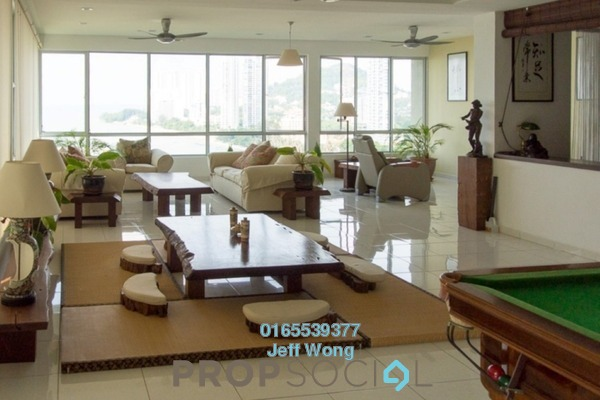 Condominium For Sale in The Waterfront, Tanjung Bungah Freehold Fully Furnished 4R/5B 1.4m