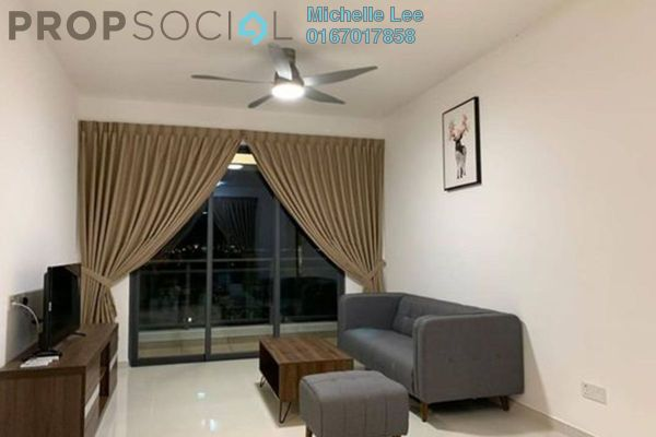 Condominium For Rent in Serene Bay, Forest City Freehold Fully Furnished 2R/2B 2.8k