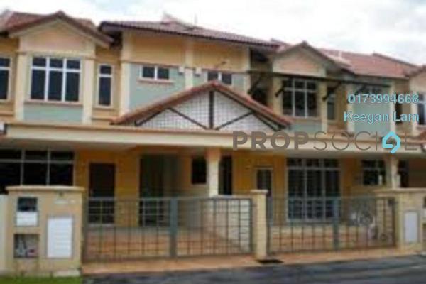 Terrace For Sale in Tiara Putra, Bukit Rahman Putra Freehold Fully Furnished 4R/3B 718k