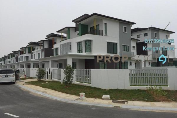 Semi-Detached For Sale in Setia Eco Park, Setia Alam Freehold Unfurnished 6R/6B 1.68m