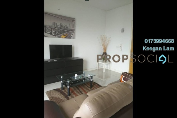 Serviced Residence For Sale in Setia Sky Residences, KLCC Freehold Fully Furnished 2R/3B 900k