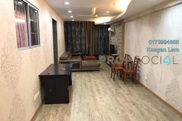 Condominium For Sale in Ampang Boulevard, Ampang Freehold Fully Furnished 3R/3B 608k