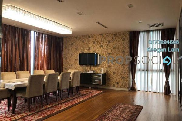 Condominium For Rent in Suria Stonor, KLCC Freehold Fully Furnished 4R/4B 16.9k