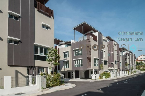 Townhouse For Sale in Canary Residence, Cheras Freehold Unfurnished 5R/6B 1.5m