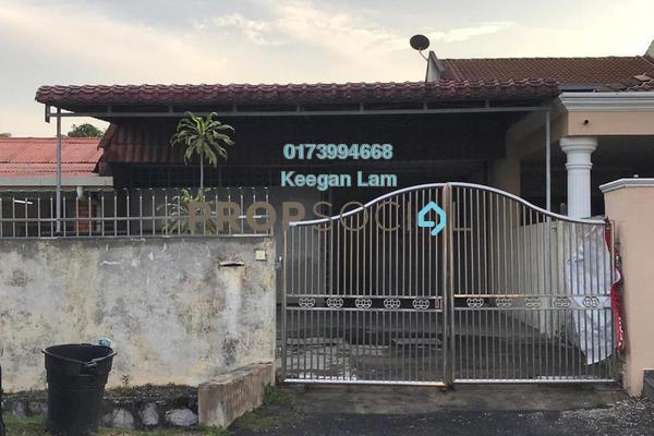 Terrace For Sale in Taman Ehsan, Kepong Freehold Unfurnished 3R/1B 560k
