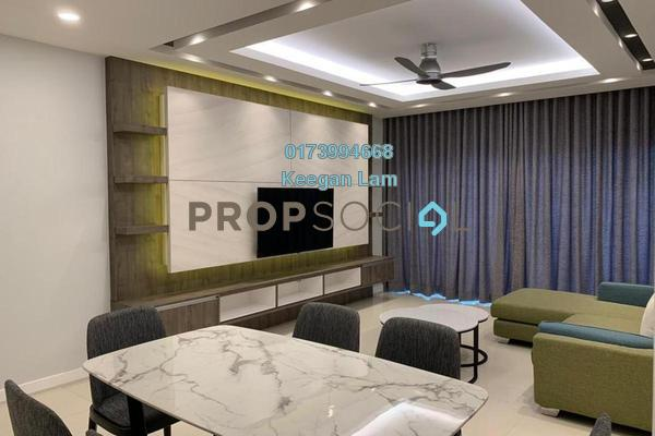 Condominium For Rent in The Westside Three, Desa ParkCity Freehold Fully Furnished 3R/3B 6.5k