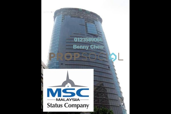 For Rent Office at The Gardens, Mid Valley City Freehold Semi Furnished 0R/0B 17.2k